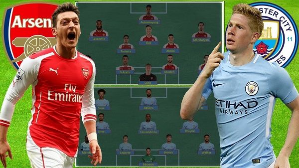 Live Updates Arsenal Vs Manchester City Manchester City