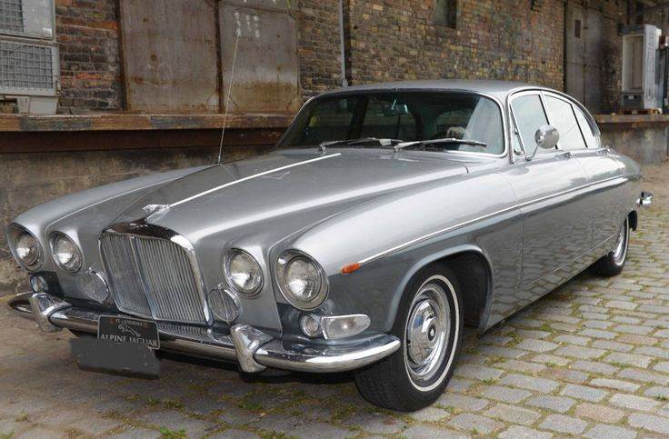 "1967 Jaguar 420 G ""Big Gee"""