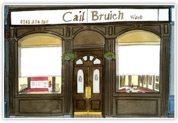 Cail Bruich, West End, Glasgow