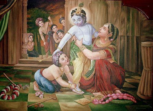 Yamunakalyani Raga for Sri Krishna songs in Carnatic Music