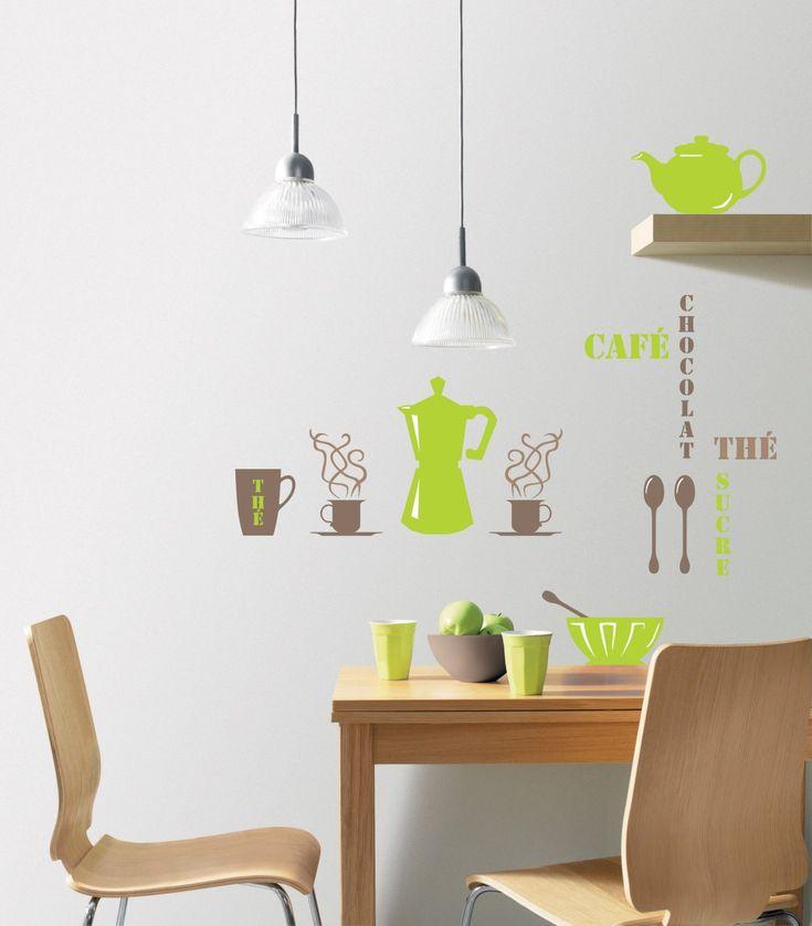 Interesting les stickers changent votre cuisine with - Stickers cuisine belgique ...