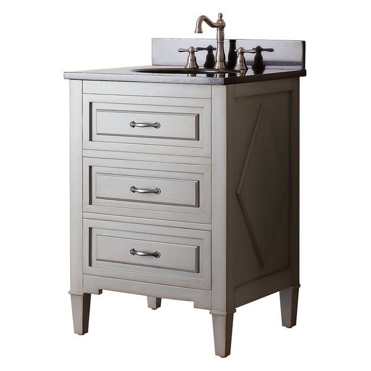Avanity KELLY VS24 GB Kelly 24 in  Single Bathroom Vanity   KELLY VS24 GB ABest 20  Bathroom vanities without tops ideas on Pinterest  . 24 Bathroom Vanity Without Top. Home Design Ideas