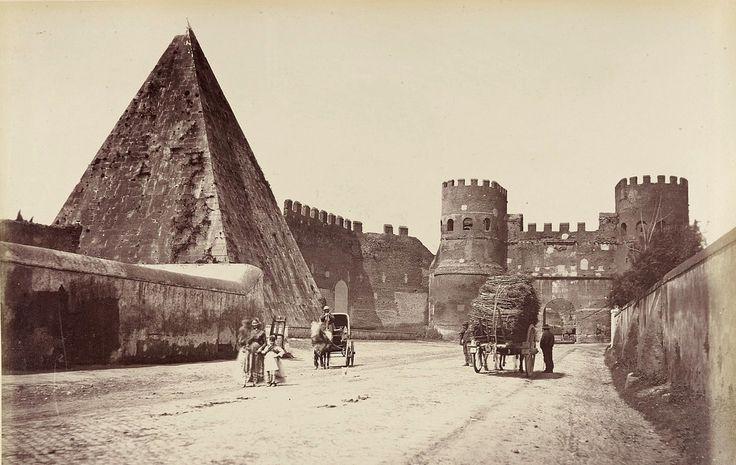 Porta S.Paolo 1865