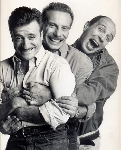 Aldo, Giovanni e Giacomo.