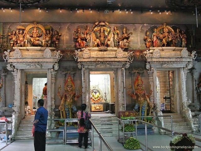 Singapore  Hindu templ...