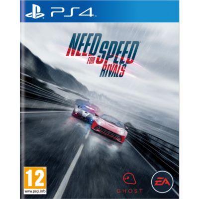 Jeux vidéo PS4 ELECTRONIC ARTS Need For Speed Rivals, sur boulanger.fr