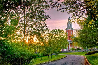 College in Granville, Ohio: Denison University