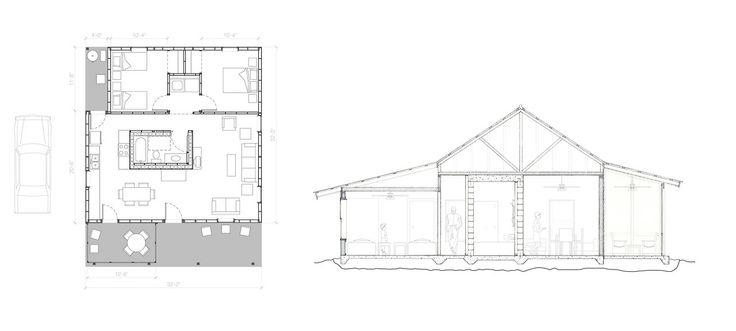 27 best Energy Efficient House Plans images – Rural Studio 20K House Floor Plans