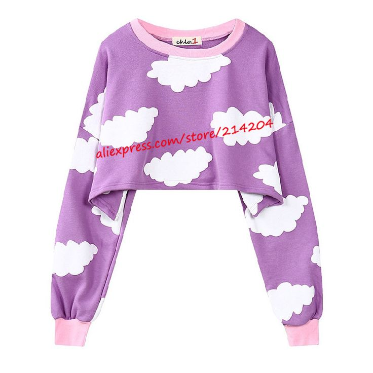 Cheap Hoodies & Sweatshirts on Sale at Bargain Price, Buy Quality sudadera top, cotton sweatshirts women, sweatshirt women from China sudadera top Suppliers at Aliexpress.com:1,thickness:regular 2,Hooded:No 3,age group:18- 28 age 4,Clothing Length:Short 5,collar type:o-neck