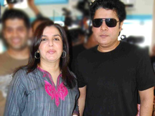 Farah Khan shares a throwback picture of Sajid Khan on his birthday!