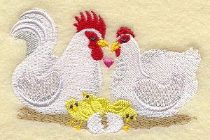 Machine Embroidery Designs at Embroidery Library! - Color Change - G5966 9612