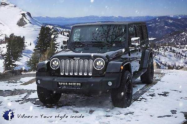 2018-2019 Jeep Wrangler Sahara Vilner