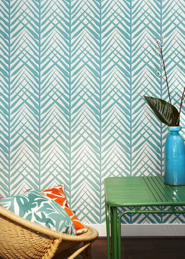 Papier peint tropical tendance d co 2016 pinterest for Deco sdb 2016