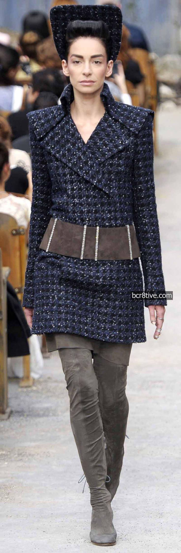Chanel Fall Winter 2013-14 Haute Couture