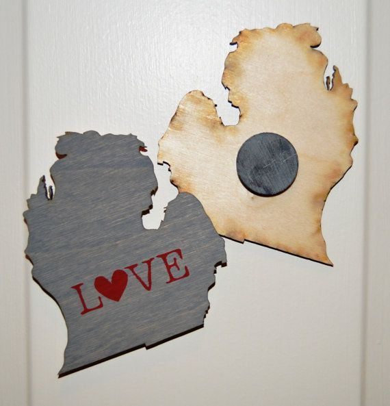 State of Michigan Magnet