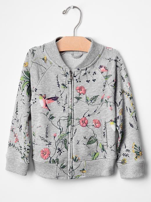 Hummingbird bomber jacket Product Image