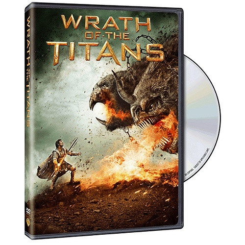 After defeating the Kraken, Sam Worthington is back to fight Kronos, father of Zeus, Hades and Poseidon, in the sequel 'Wrath of the Titans.' Coming to DVD, Blu-ray and Blu-ray 3D on Tuesday, June 26, 2012.
