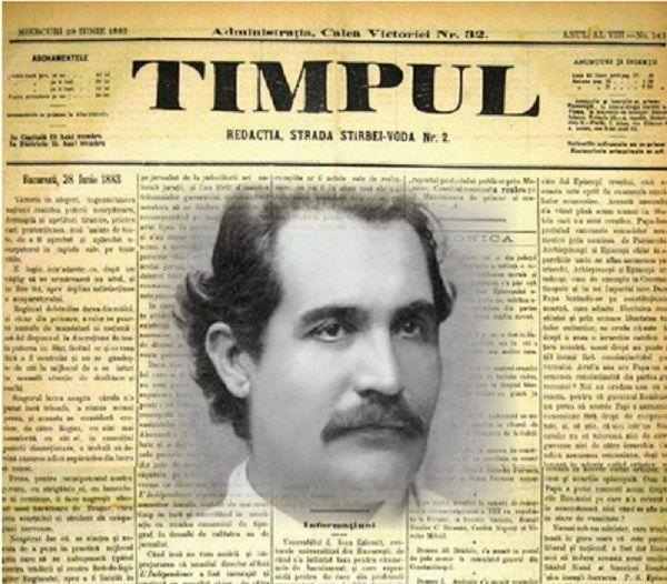 28 iunie 1883: Ziaristul Mihai Eminescu a căzut luptând