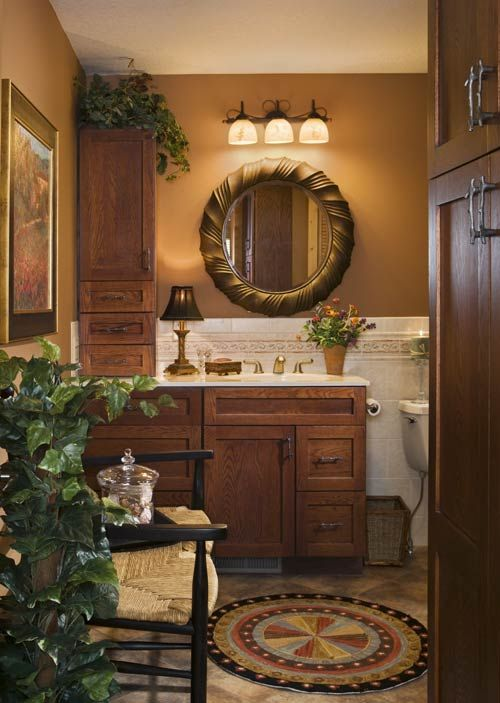 Best Photo Gallery For Website Best Log cabin bathrooms ideas on Pinterest Cabin bathrooms Log cabin kitchens and Log home