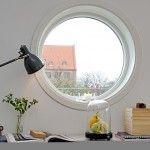 De pure schoonheid van ronde ramen in je woning