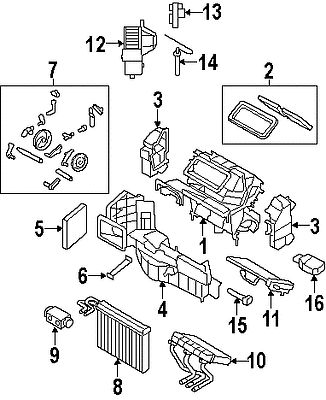 2000 Vw Beetle Fan Control Module Wiring Diagram furthermore Oem Bmw 1 3 Series E81 E87 E90 E91 E92 E93 Radiator 6968743 2 likewise Happy Birthday Aunt Quotes Tumblr besides Copy Of 2003 2005 Range Rover A C Condenser Hse L322 12 together with 1158757397. on e30 condenser