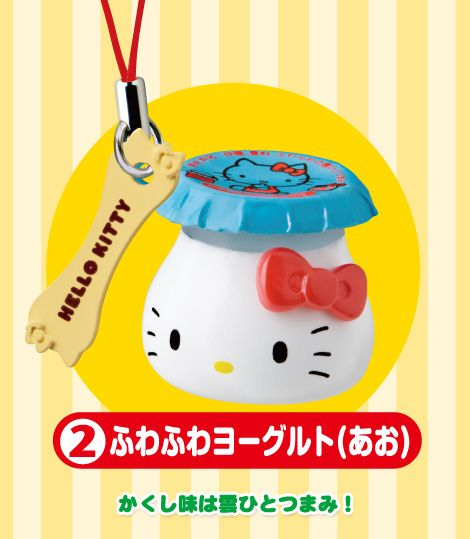HELLO KITTY 「駄菓子マスコット」