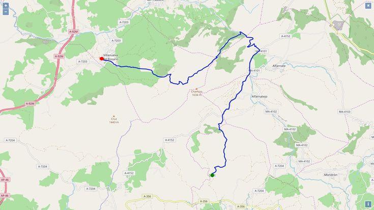 For #christmas #forunrdotcom offers a track similar to the #trailduventoux race near #malaga and #grenada : https://www.forunr.com/result.html?initParam=Casabermeja&refParam=trail-ventoux%2022km-2018._567562267 … #trail #training #trailrunning #runningholiday