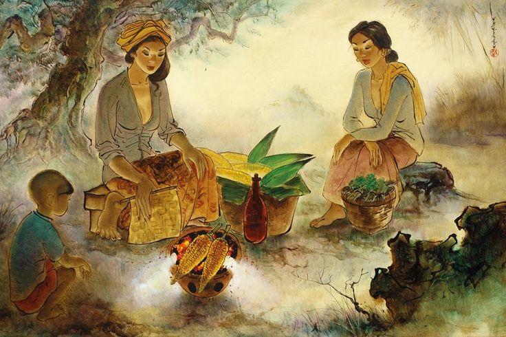 Cheng Shui - Bakar Jagung