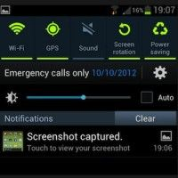 S4 screenshot