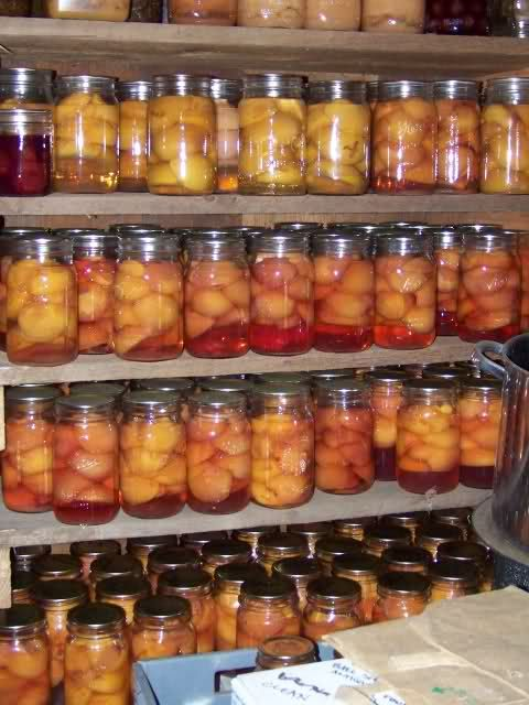 Amazing site- called Living off the Grid- Tons of canning info