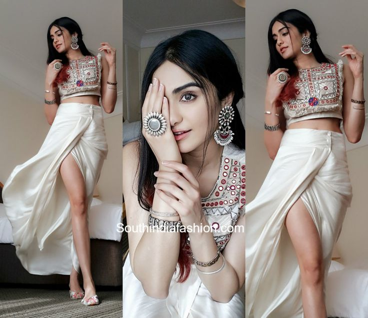 Adah Sharma in Roshni Chopra