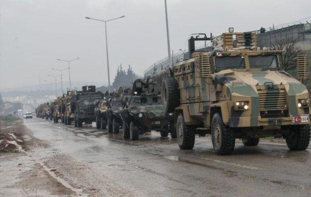 Τουρκία: Ετοιμάζει επίθεση στην πόλη Τζανταρίς