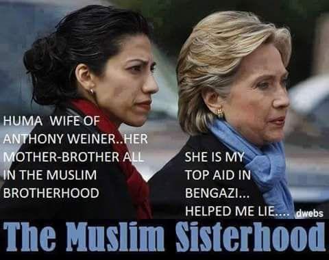 IBD) Huma Abedin: Hillary Clinton's Unindicted Email Co-Conspirator #IBDeditorials http://ift.tt/18oPytJ  -
