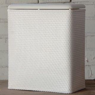 Shop for LaMont Home Carter White Upright Hamper. Free Shipping on orders over $45 at Overstock.com - Your Online Housewares Outlet Store! Get 5% in rewards with Club O!