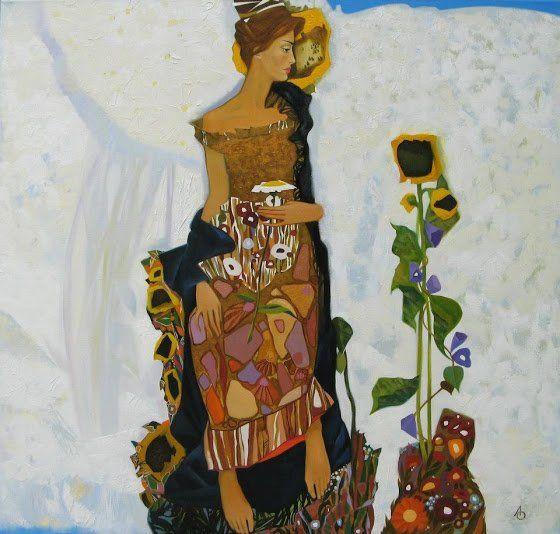 Olga Larionova(Russian artist)