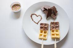wafels-met-chocolade-dip