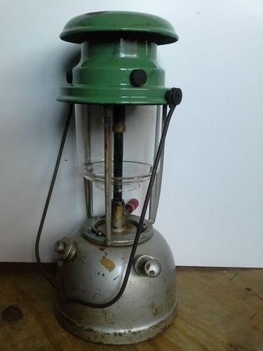 VINTAGE TILLEY BIALADDIN 315 PRESSURE LAMP LANTERN good ...