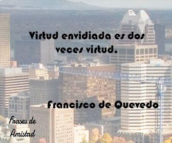 Frases de amor de quevedo de Francisco de Quevedo