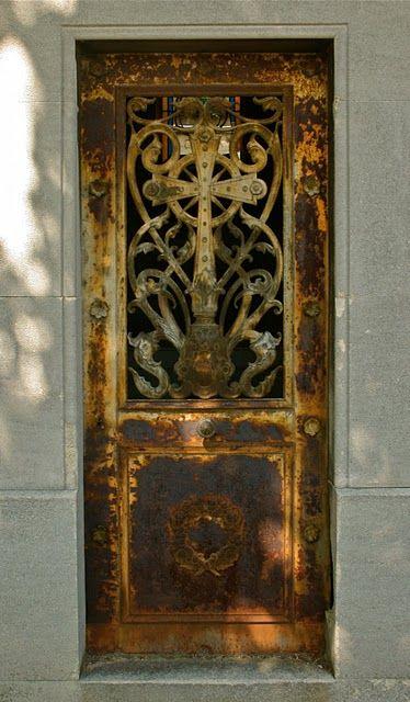 French door...