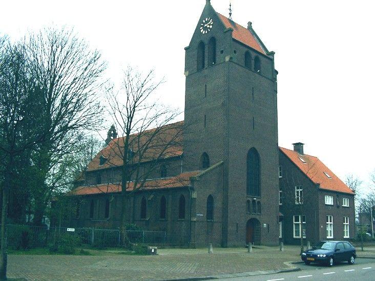 O.L. Vrouw van Lourdeskerk - Vlokhoven
