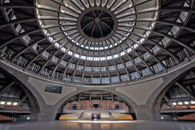 Wrocław, Hala Stulecia / Centennial Hall in Wrocław | Flickr – Compartilhamento de fotos!