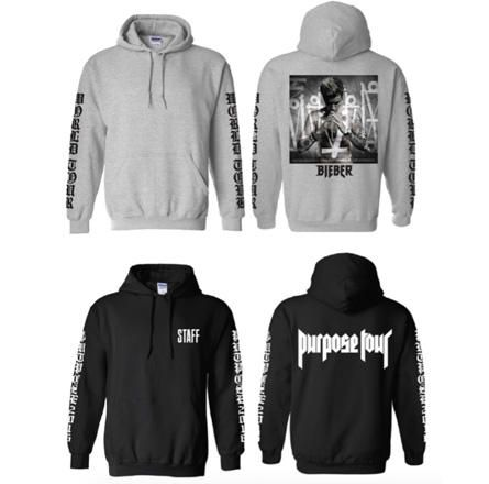 Justin Bieber 'Purpose' Tour Merch Exclusive First Look | Complex