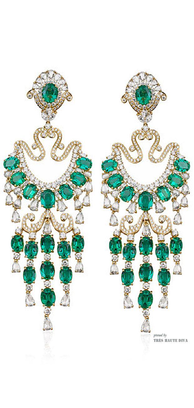 Farah Kahan Zambian Emerald Chandelier Earrings  www.SELLaBIZ.gr ΠΩΛΗΣΕΙΣ ΕΠΙΧΕΙΡΗΣΕΩΝ ΔΩΡΕΑΝ ΑΓΓΕΛΙΕΣ ΠΩΛΗΣΗΣ ΕΠΙΧΕΙΡΗΣΗΣ BUSINESS FOR SALE FREE OF CHARGE PUBLICATION