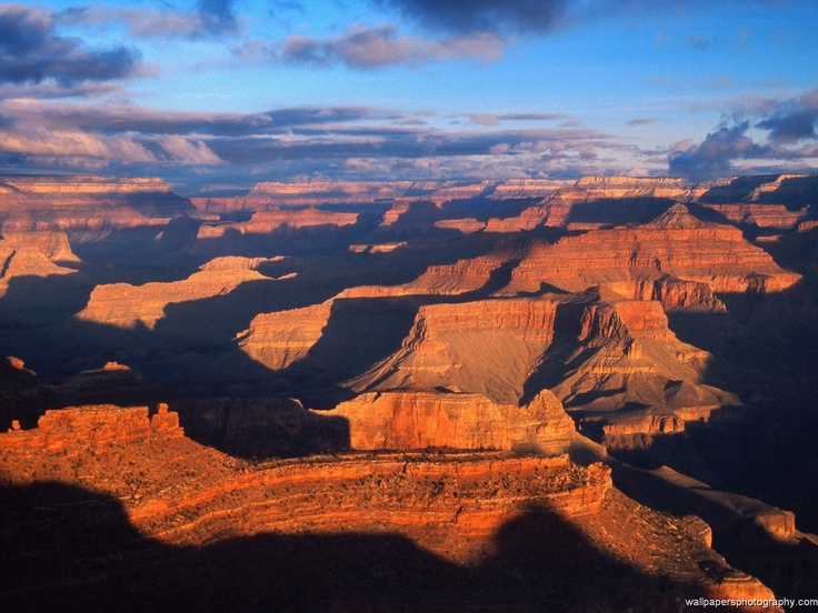 Grand Canyon... One of God's most beautiful creations! The beauty takes your breath away....