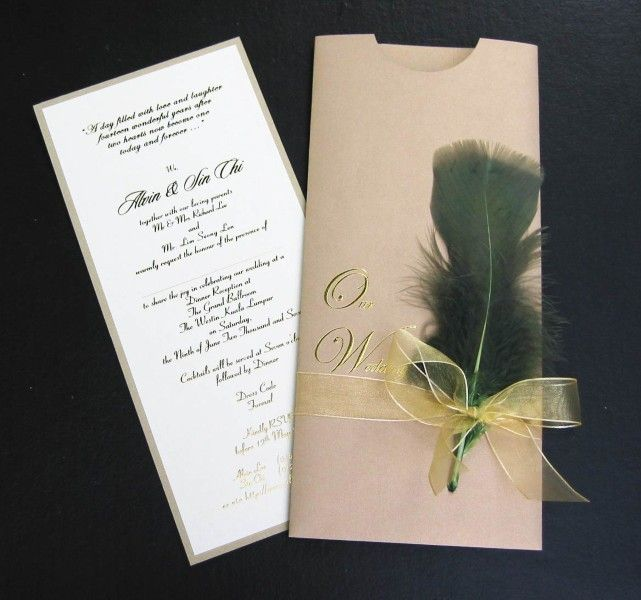87 best WEDDING INVITATIONS images on Pinterest Card wedding - best of invitation card example