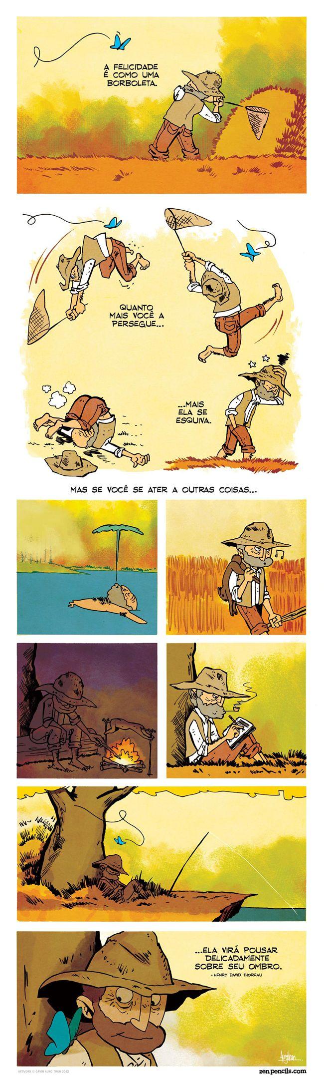 Satirinhas | Tirinhas, quadrinhos, arte e diversão | Page 64: