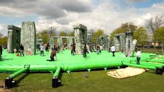 bouncy druids - YouTube