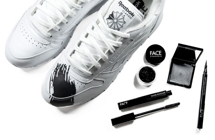 Reebok FACE Stockholm Collection - summer beauty, sneakers