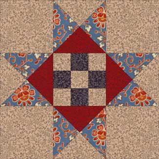 109 best 9 inch quilt block images on Pinterest | Appliques ... : 9 quilt block patterns - Adamdwight.com