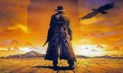 gunslinger illustrations | Film and Television Adaptation of Stephen King's The Dark Tower ...